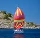 short sailing holidays